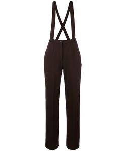 AALTO | Suspender Trousers 38 Virgin Wool/Spandex/Elastane/Cotton
