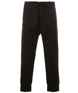 SONG FOR THE MUTE | Cropped Trousers 50 Cotton/Nylon/Polyester/Wool