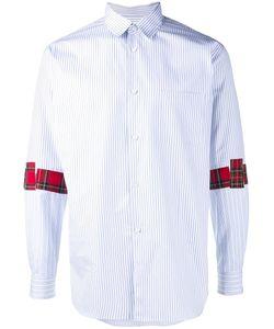 Comme Des Garcons   Comme Des Garçons Shirt Striped Shirt Xl