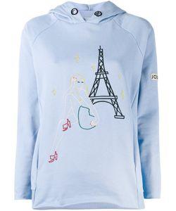 Jour/Né | Embroidered Paris Hoodie 34 Cotton