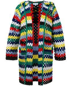 Mira Mikati | Blanket Knit Cardigan 38 Merino