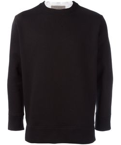 CASELY-HAYFORD | Shirt Back Sweatshirt Small Cotton/Polyester