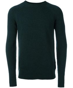 Barbour Heritage | Crew Neck Jumper Medium Wool
