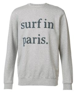 CUISSE DE GRENOUILLE | Surf Sweatshirt Xxl Cotton