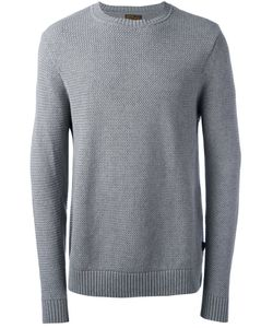 Barbour Heritage | Bearsden Crew Neck Jumper Xl Cotton