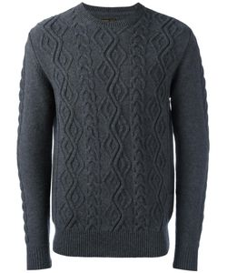 Barbour Heritage | Barnard Crew Neck Jumper Large Wool