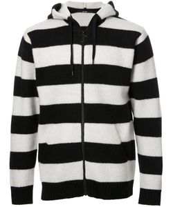 HL HEDDIE LOVU | Striped Hoodie Small Wool