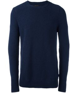 Barbour Heritage | Bearsden Crew Neck Jumper Medium Cotton