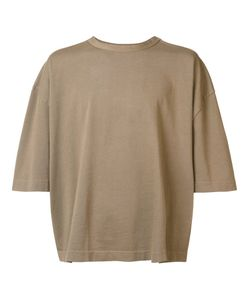 Willy Chavarria | Oversized T-Shirt Xl Cotton