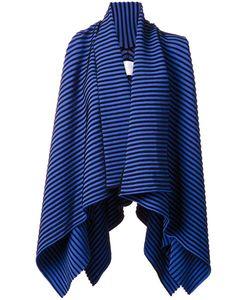 INGIE PARIS | Striped Waterfall Cardigan Medium Polyamide/Polyester/Viscose