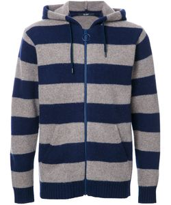 HL HEDDIE LOVU | Striped Hoodie Medium Wool