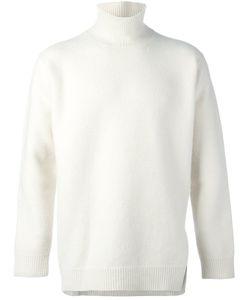 Ports   1961 Fully Fashioned Turtleneck Sweater Large Virgin