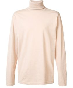 Willy Chavarria | Turtle Neck Sweatshirt Large Cotton