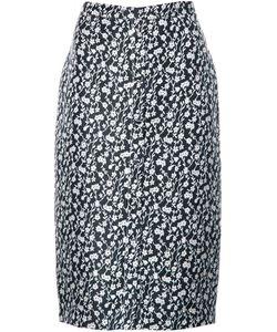 Altuzarra | Print Skirt 38 Silk/Lurex/Polyamide/Acetate