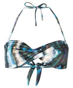 Mona | Amitola Bandeau Bikini Top Medium Polyester/Spandex/Elastane