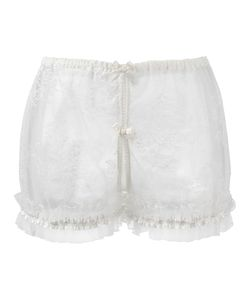 Folies By Renaud | Ouvert French Knickers Large Nylon