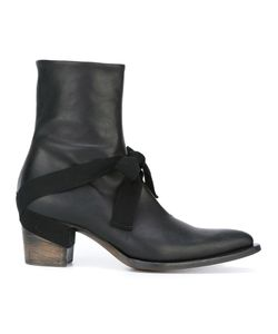 Atelier Bâba | Zipped Ankle Boots 39 Leather