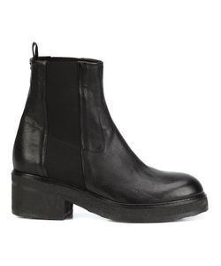 CHUCKIES NEW YORK | Stacked Sole Ankle Boots 41