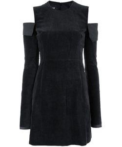 Yang Li | Frayed Edge Cold Shoulder Dress 42