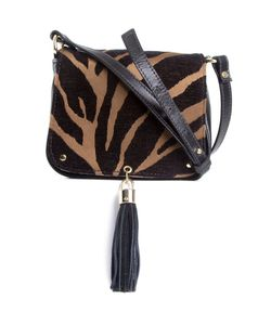Xaa | Animal Print Bag