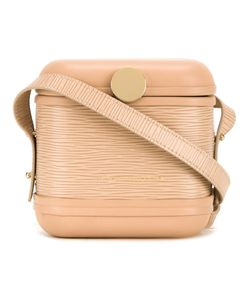 Benedetta Bruzziches | Canteen Shaped Crossbody Bag