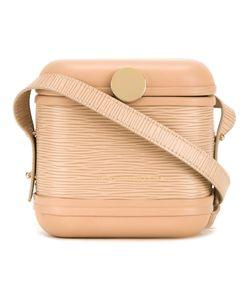 Benedetta Bruzziches   Canteen Shaped Crossbody Bag