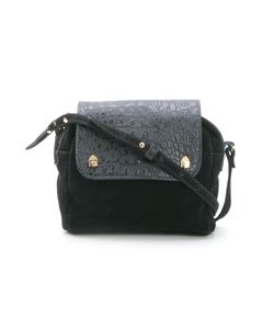 Xaa | Suede Crossbody Bag