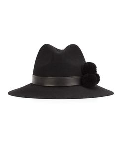 YOSUZI | Malise Hat Rabbit Fur Felt