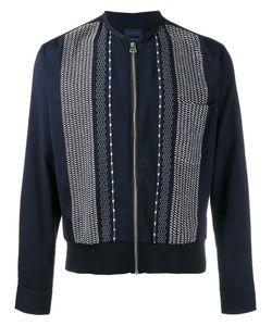 Lanvin | Embroidered Jacket 42 Viscose/Spandex/Elastane
