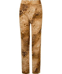 Xaa   Drop Crotch Trousers G Cotton