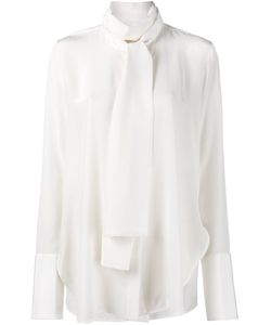 Ellery | Pussy Bow Blouse Womens Size 14 Silk