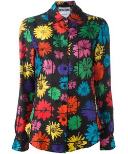 Moschino | Blouse 40 Silk