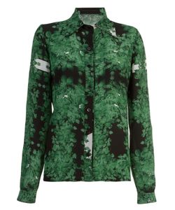 VITORINO CAMPOS | Printed Shirt 40 Silk