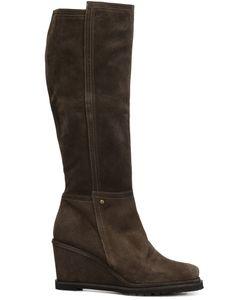 CHUCKIES NEW YORK | Wedge Knee High Boots 39
