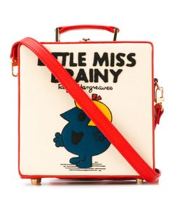 Olympia Le-Tan | Small Little Miss Brainy Box Tote