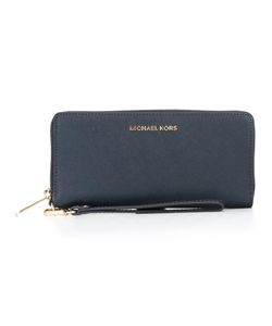 Michael Michael Kors | Jet Set Travel Continental Wristlet Leather