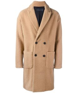 ROUTE DES GARDEN | Double Breasted Coat 48 Wool/Viscose