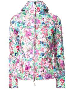 KRU | Hooded Puffer Jacket Medium Polyester