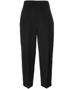 Paule Ka | Cropped Trousers 40 Virgin Wool/Cupro