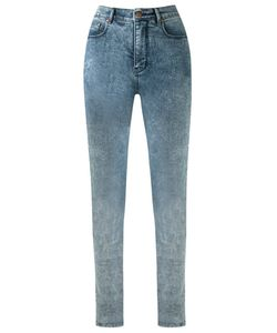 Amapô | High Waisted Skinny Jeans 44 Cotton/Elastodiene