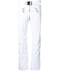 KRU | Belted Trousers Large Polyester