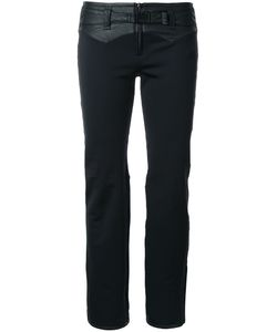 KRU | Belted Trousers Medium Elastodiene/Polyester/Polyurethane