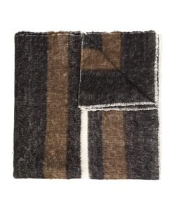 Denis Colomb | Dolpo Striped Shawl Adult Unisex Cotton/Cashmere