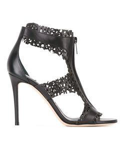 Jimmy Choo | Megan Sandals 37 Leather