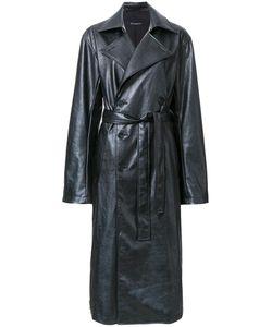 DRESSEDUNDRESSED | Belted Trench Coat Adult Unisex 2 Polyurethane