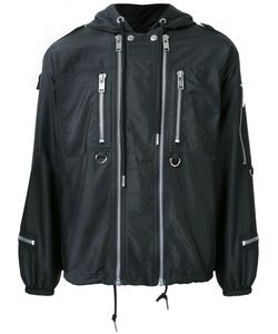 99 IS   99 Is Zipped Hooded Jacket 2 Polyester