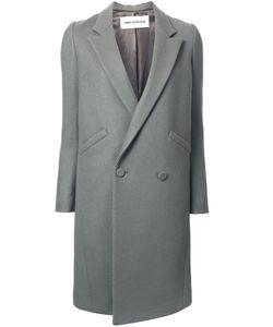 TARO HORIUCHI | Double Breasted Coat 1 Wool