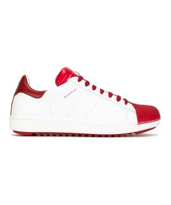 Moncler | Colour Block Sneakers 43 Leather/Rubber/Polyester