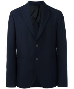 Raf Simons | Slim Fit Deconstructed Blazer 48 Wool