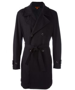 Barena   Double Breasted Coat 52 Wool/Polyamide/Acetate/Cotton